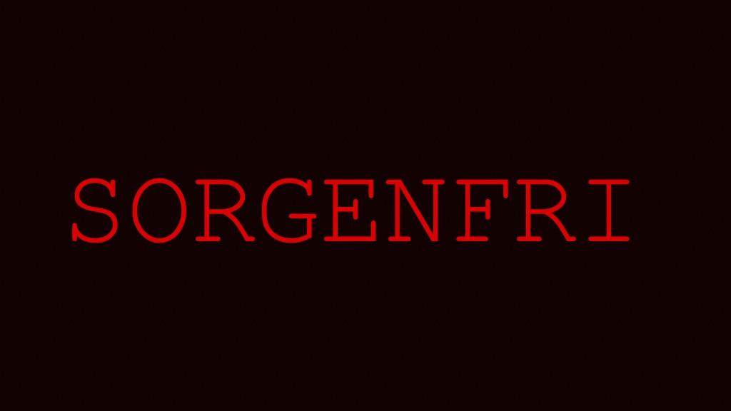 SORGENFRI