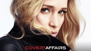 """Covert Affairs"""