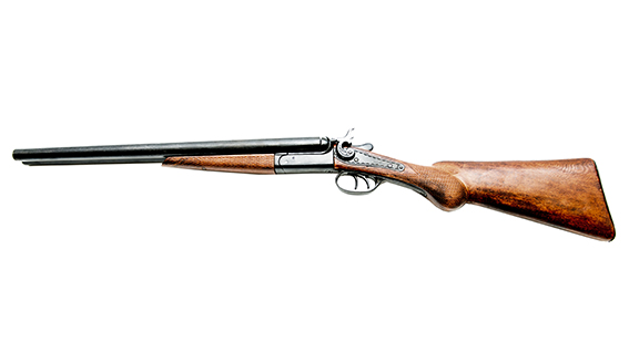 Double Barrel Shotgun - 12 Gauge