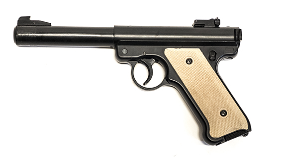 Small Caliber Pistol .22
