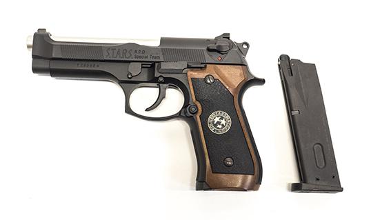 S.T.A.R Beretta 92F - 9mm.