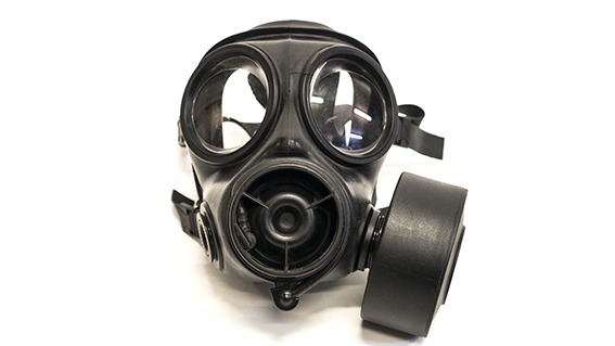 British Gas Mask