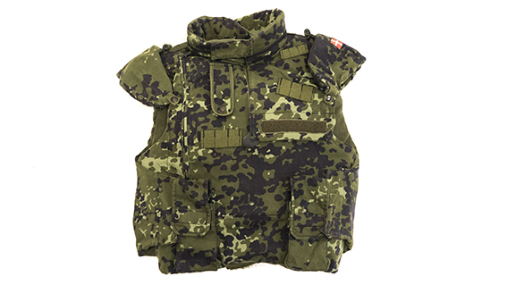 Danish Military Fragmentation Vest
