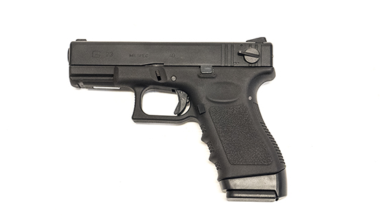 Glock 18 - 9mm.
