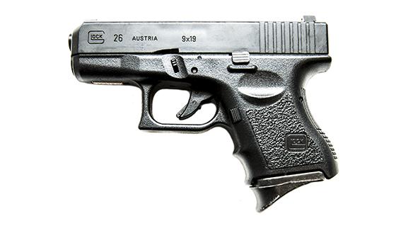 Glock 26 - 9mm.