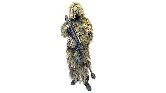 Ghillie Suit - Sniper Suit