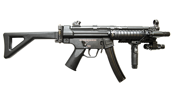 Heckler & Koch HK MP5