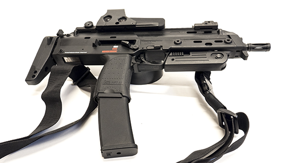 Hecler & Koch HK MP7