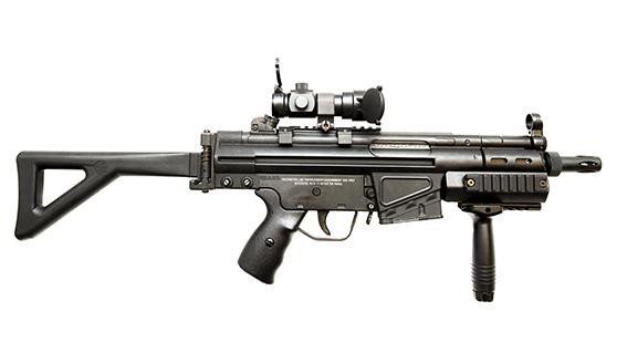 Heckler & Koch HK SAS G3