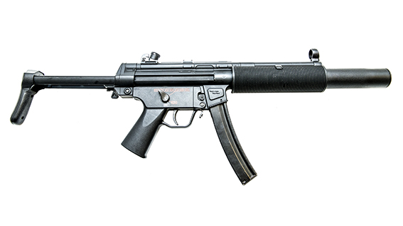 Heckler & Koch HK MP5 SD