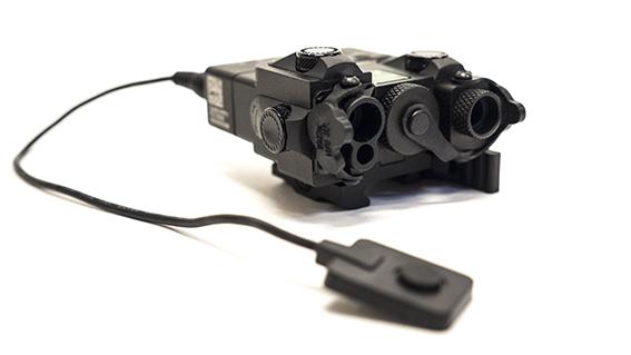 PEQ15 Laser Designator