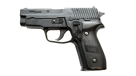 Sig Sauer P226 - 9mm.