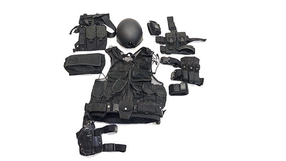 Standard Black Swat Package