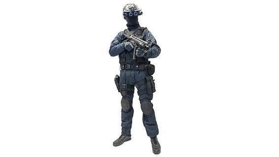 Urban Swat Uniform - Urban Color