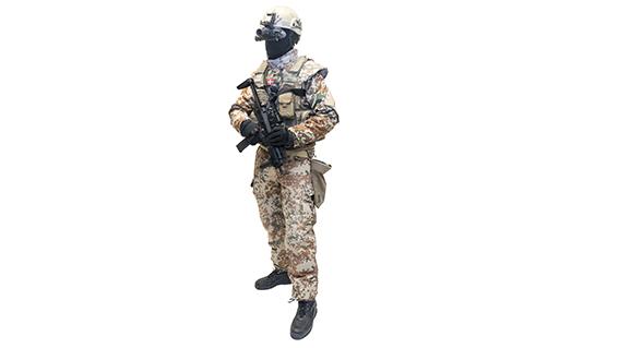 Danish Military - Desert