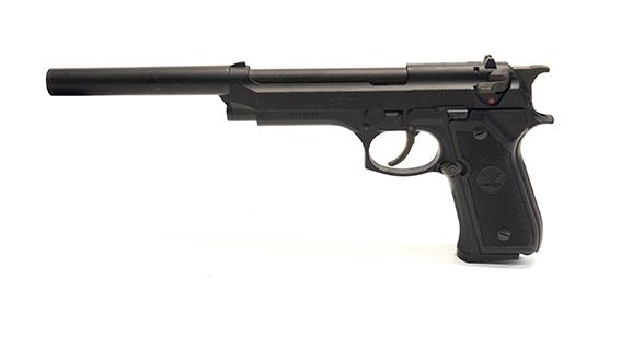 Rubber Stunt Beretta 92F