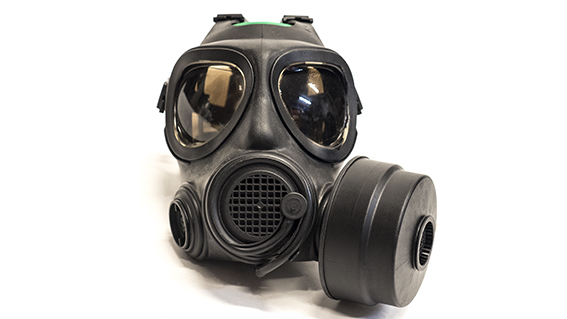 Forsheda Swedish F1 Gas Mask