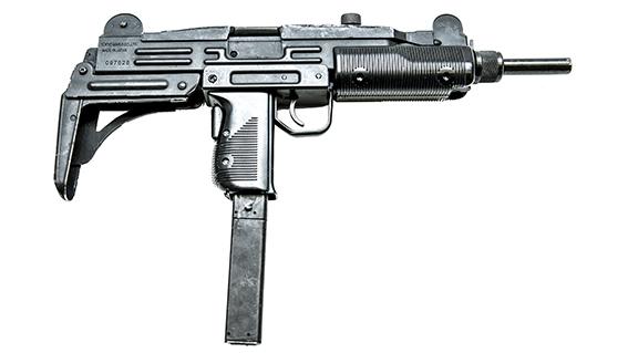 Israeli Arms UZI