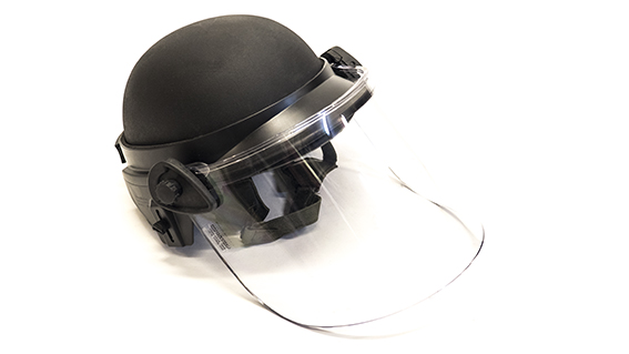 Fragmentation Helmet - Black