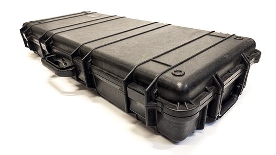 Pelican Gun Case - Hardcase - Black