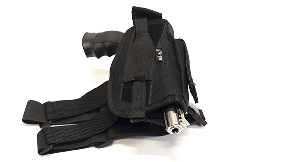 Standard Black Side Holster