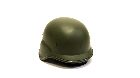 Fragmentation Helmet - Green