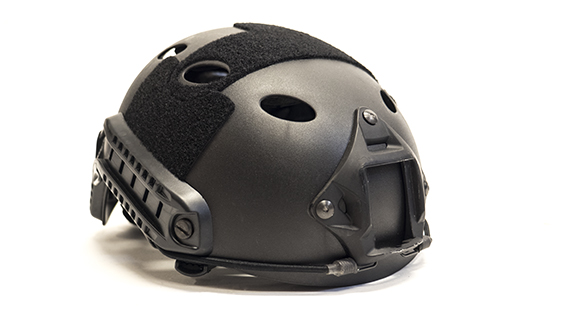 Tactical Helmet - Black