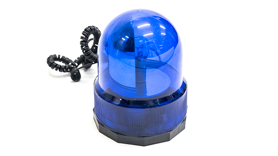 Small Police Light