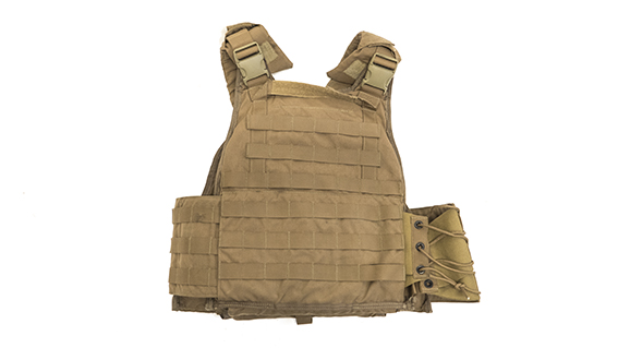 Tan Carrier Vest